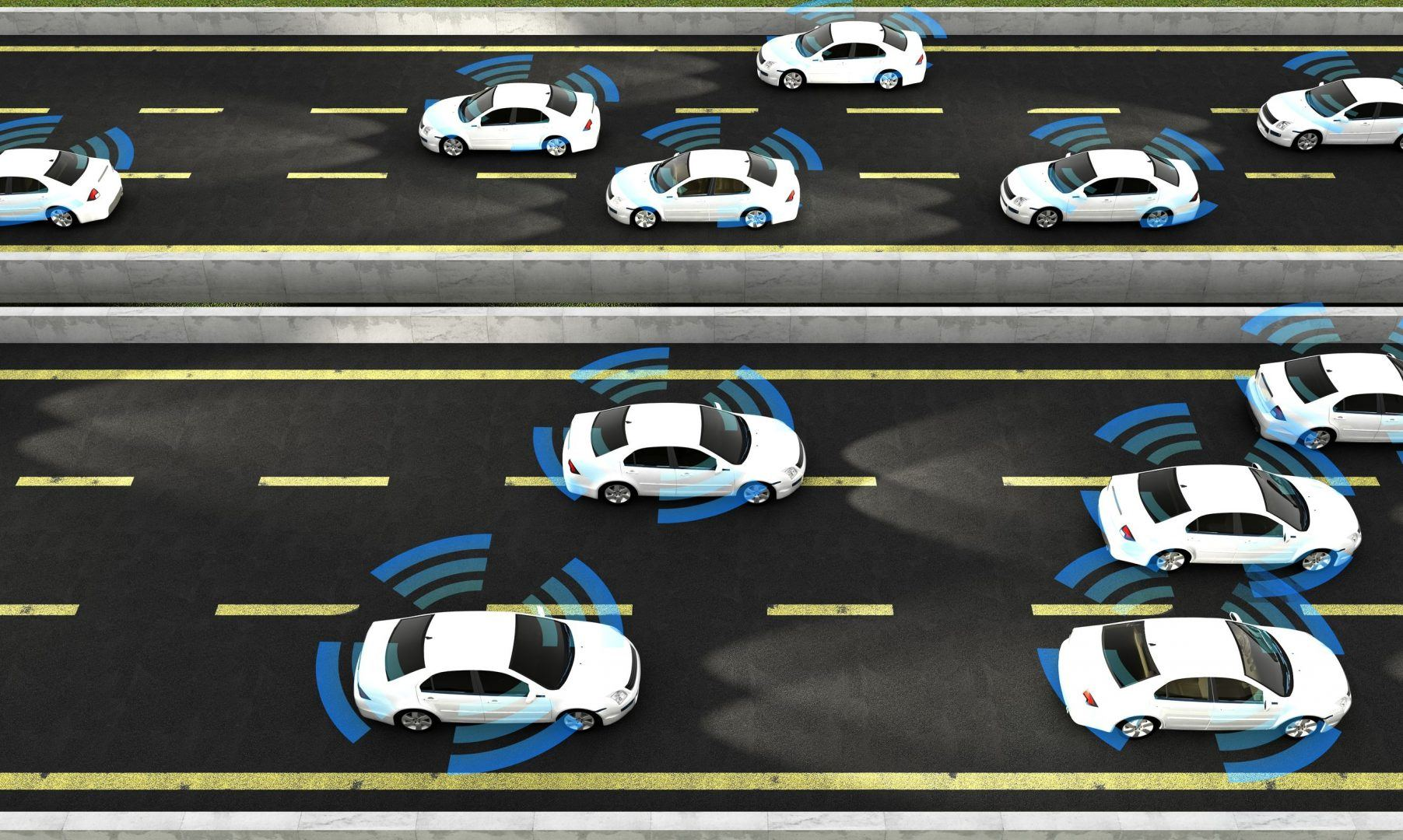 Intel fostering Innovation in the autonomous driving markets