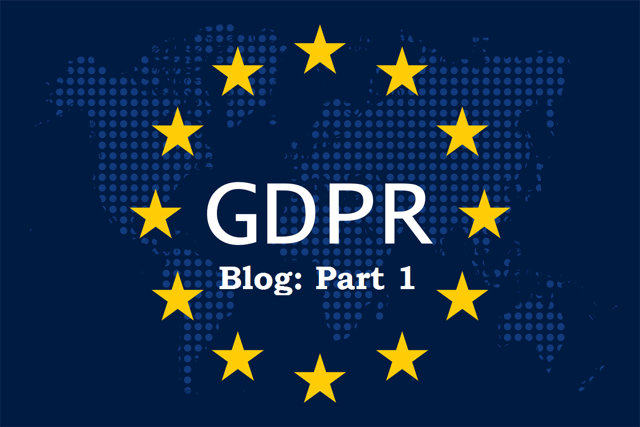 The General Data Protection Regulation (GDPR), set to take effect in May of this year, is a hot topic in data security circles. Part One of this two-part blog article looks at the requirements of GDPR.