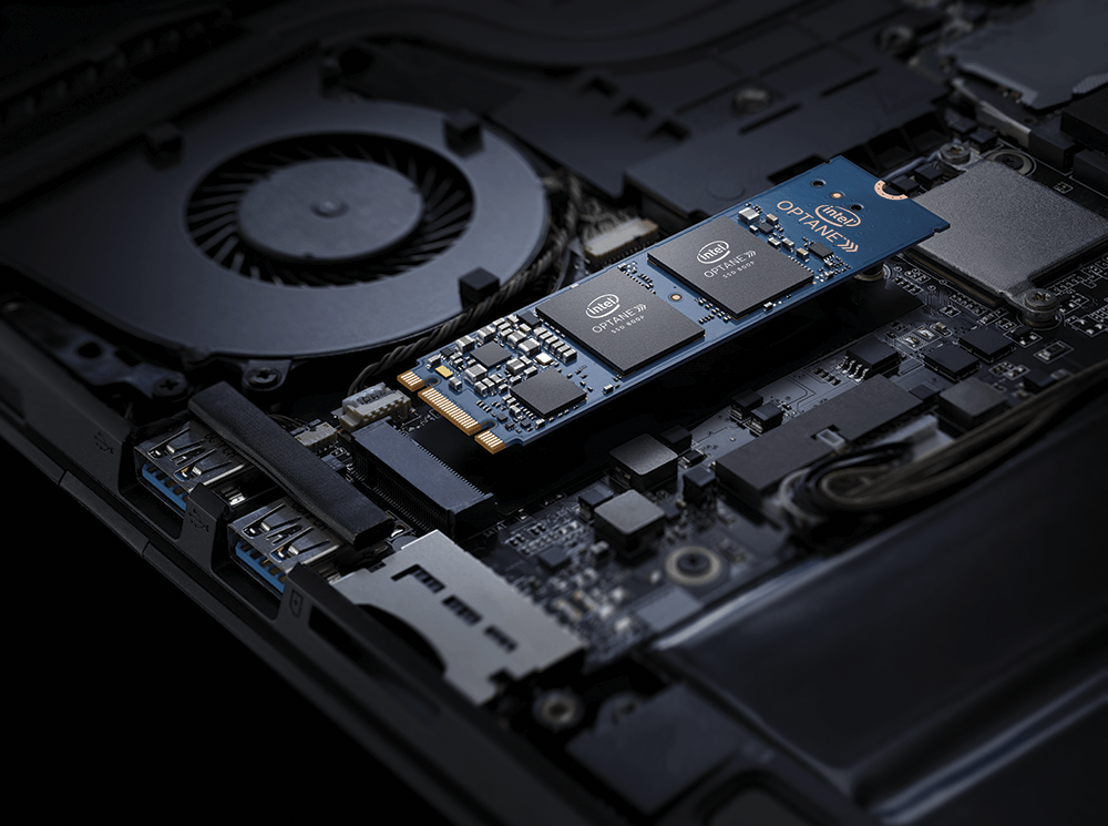 Intel® Optane™ SSD 800P Series