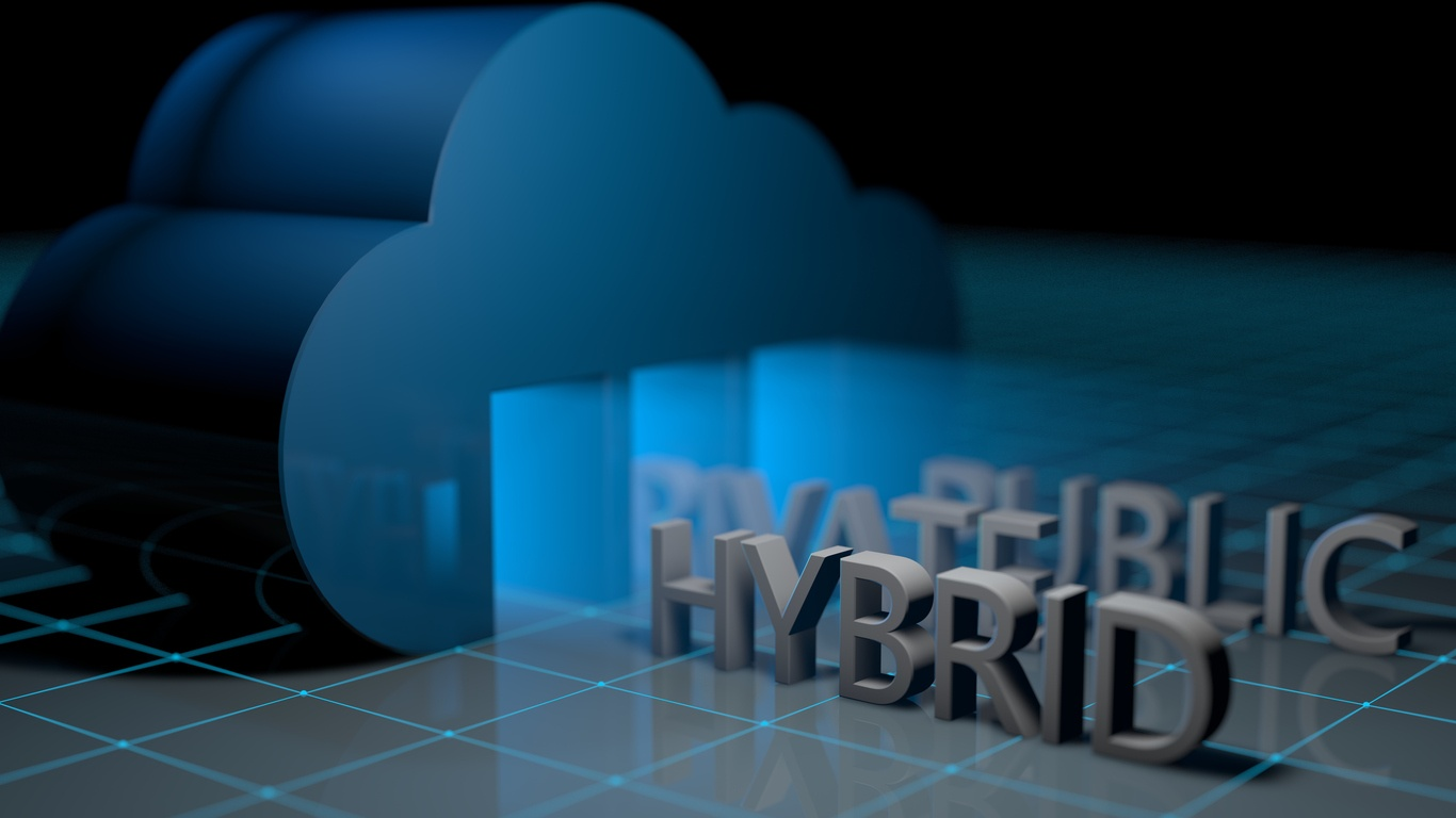 Hybrid clouds provide flexibility for IT organizations
