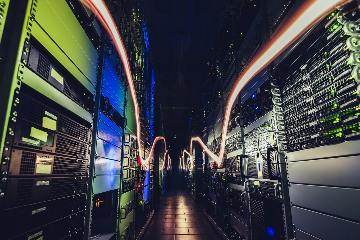 In High Performance Computing (HPC), the speed of the simulation is determined by the individual server performance, but also by the interconnect, and with large-scale clusters, performance of the interconnect becomes even more important.