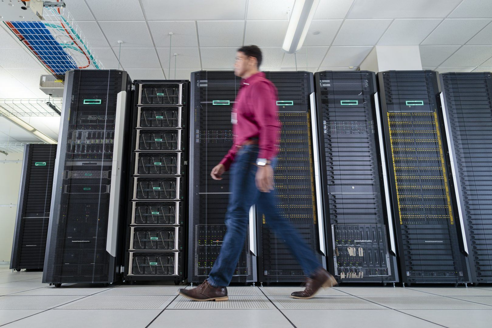 SAP HANA Platform Gets a Boost from HPE Superdome Flex and