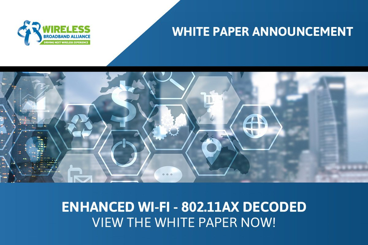 Enhanced Wi-Fi, 802.11ax decoded