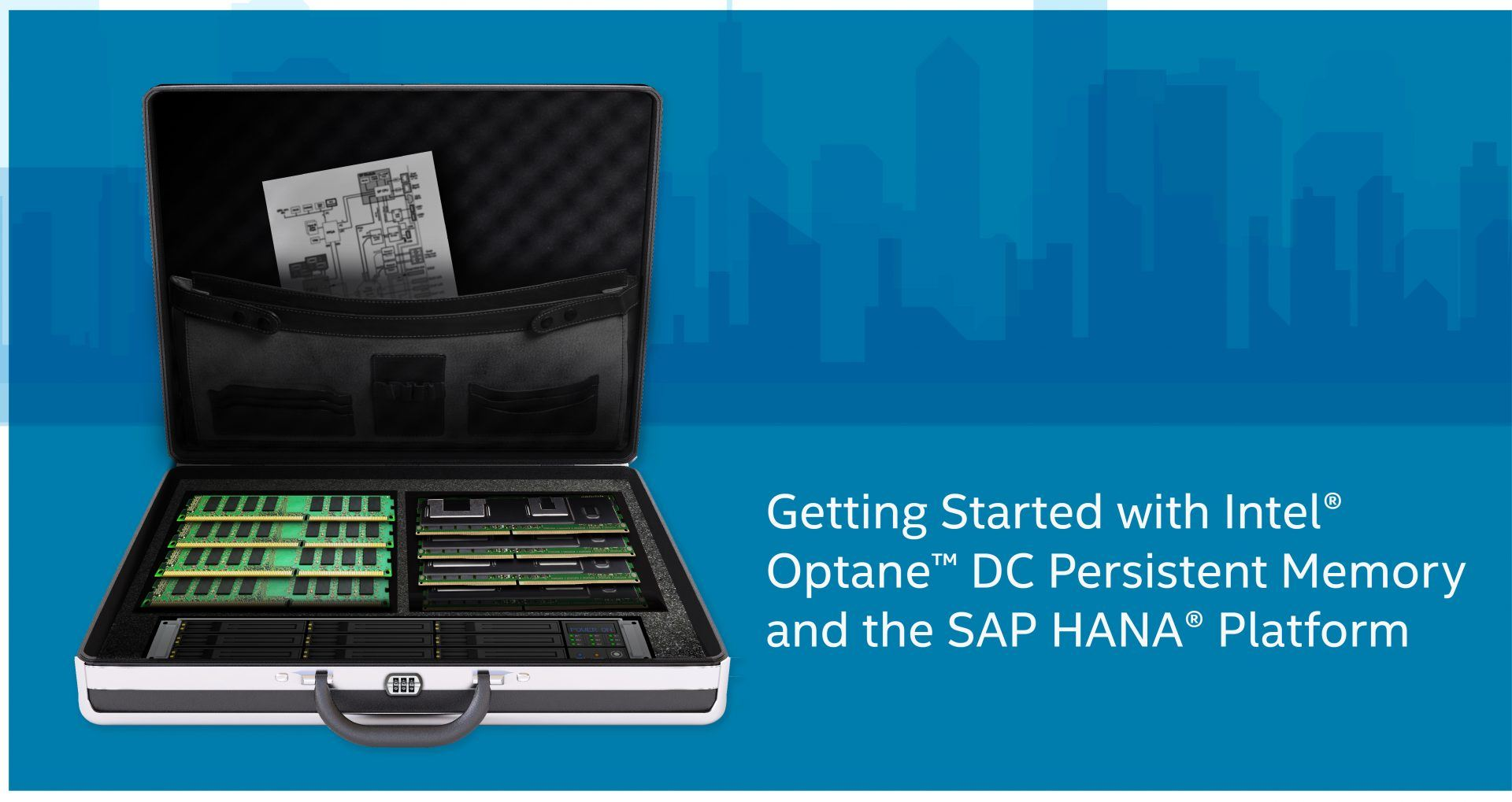 Access More Data with Intel Optane™ DC Persistent Memory and SAP HANA 2 3 Extension Nodes