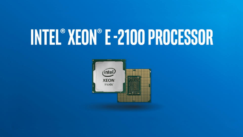 Intel® Xeon® E processor with Intel® SGX