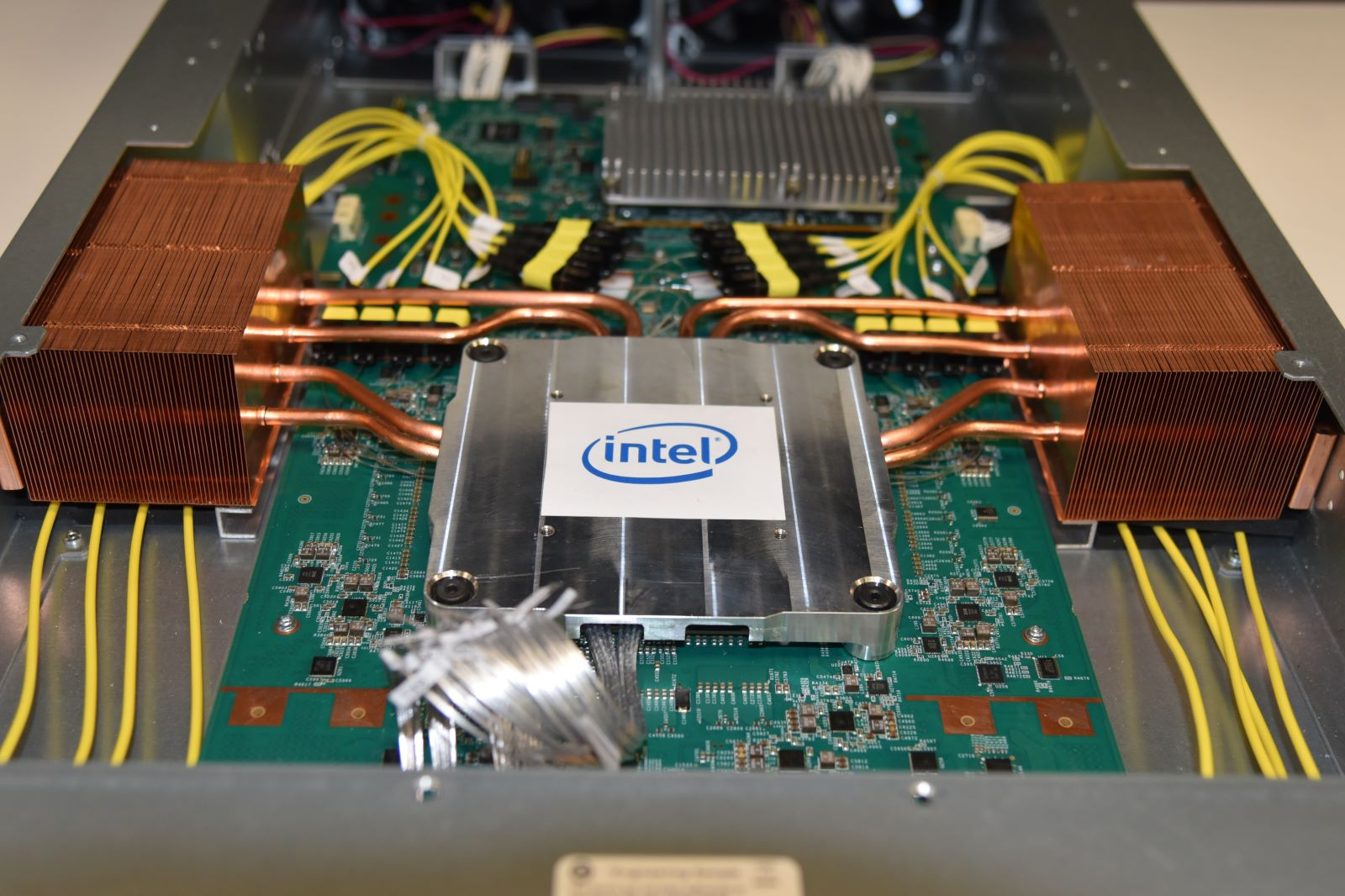 Intel Ethernet Optics Network