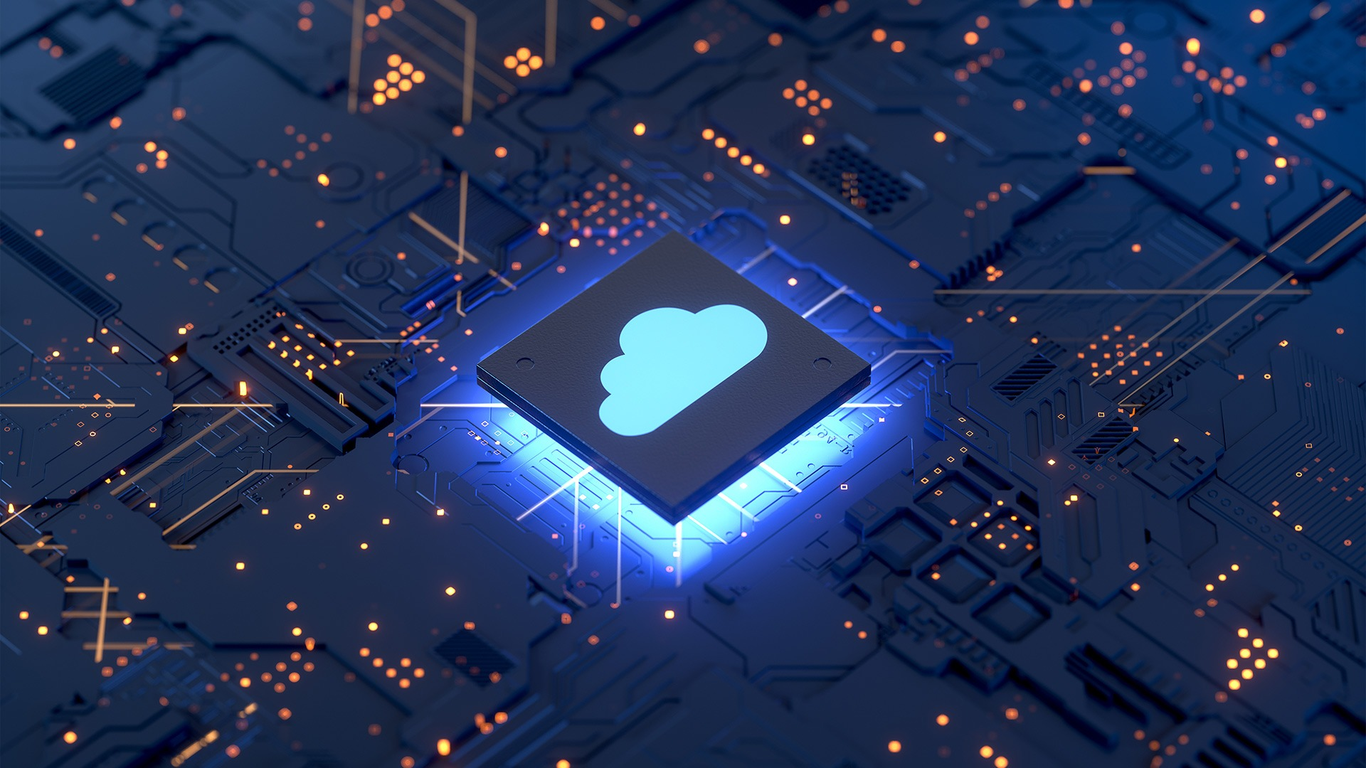 Cloud computing Xeon processor VMware AWS