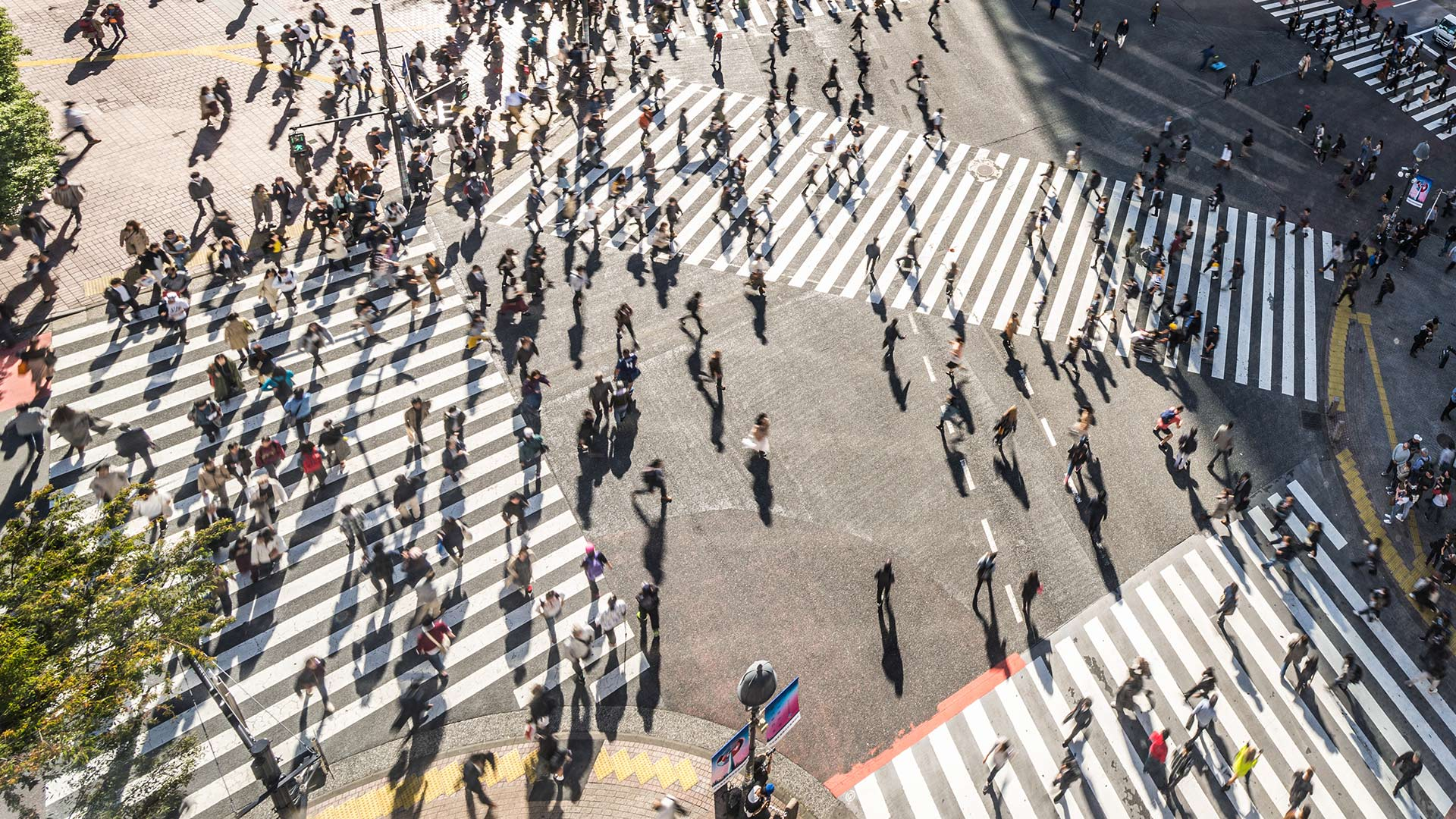 Photo of a busy street signifying ethical decisions in planning