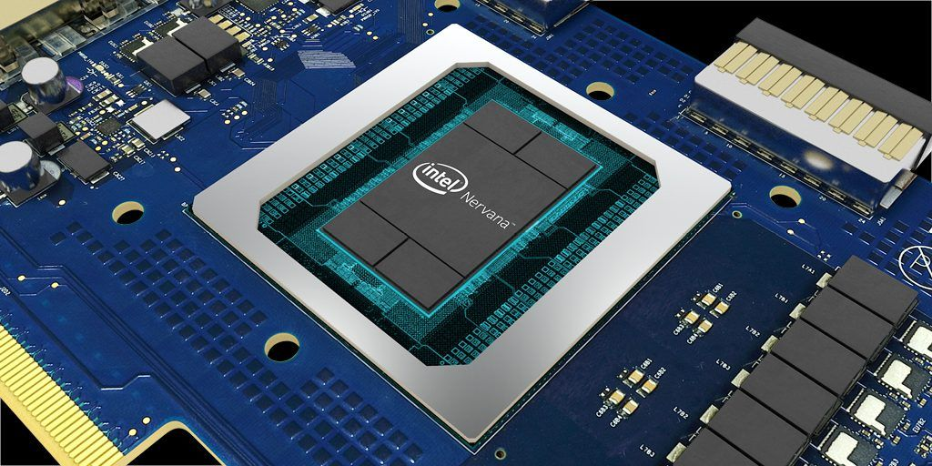 Intel Nervana Chip - Machine Learning