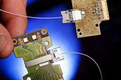 50G Silicon Photonics Verbindung