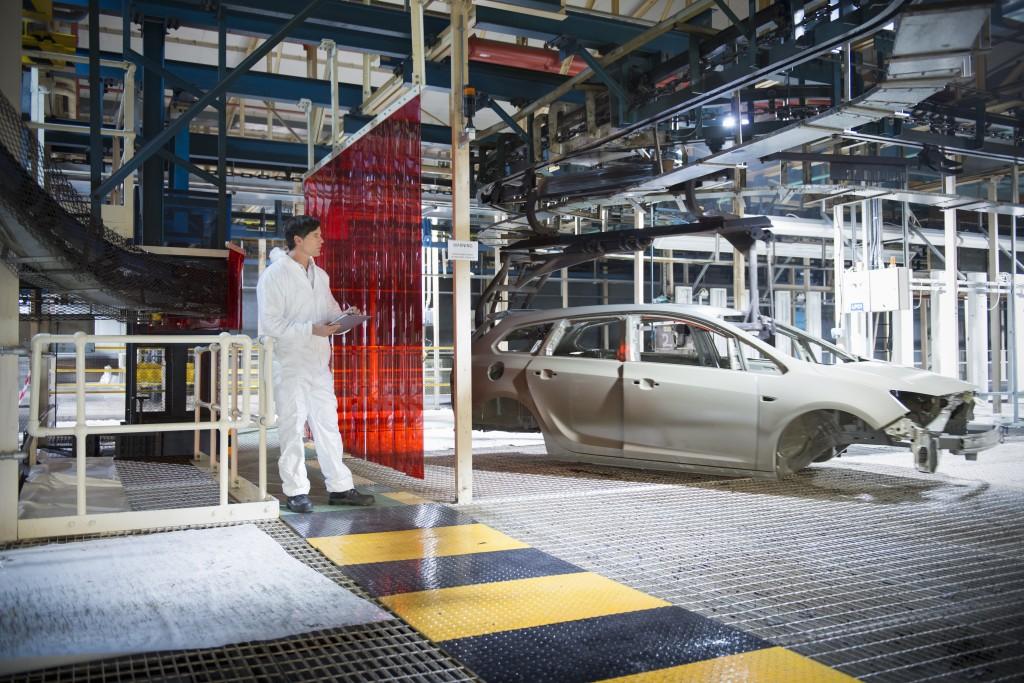 Modern und connected – Fabrikalltag mit IoT