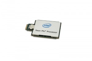 Intel Xeon Phi processor with fabric