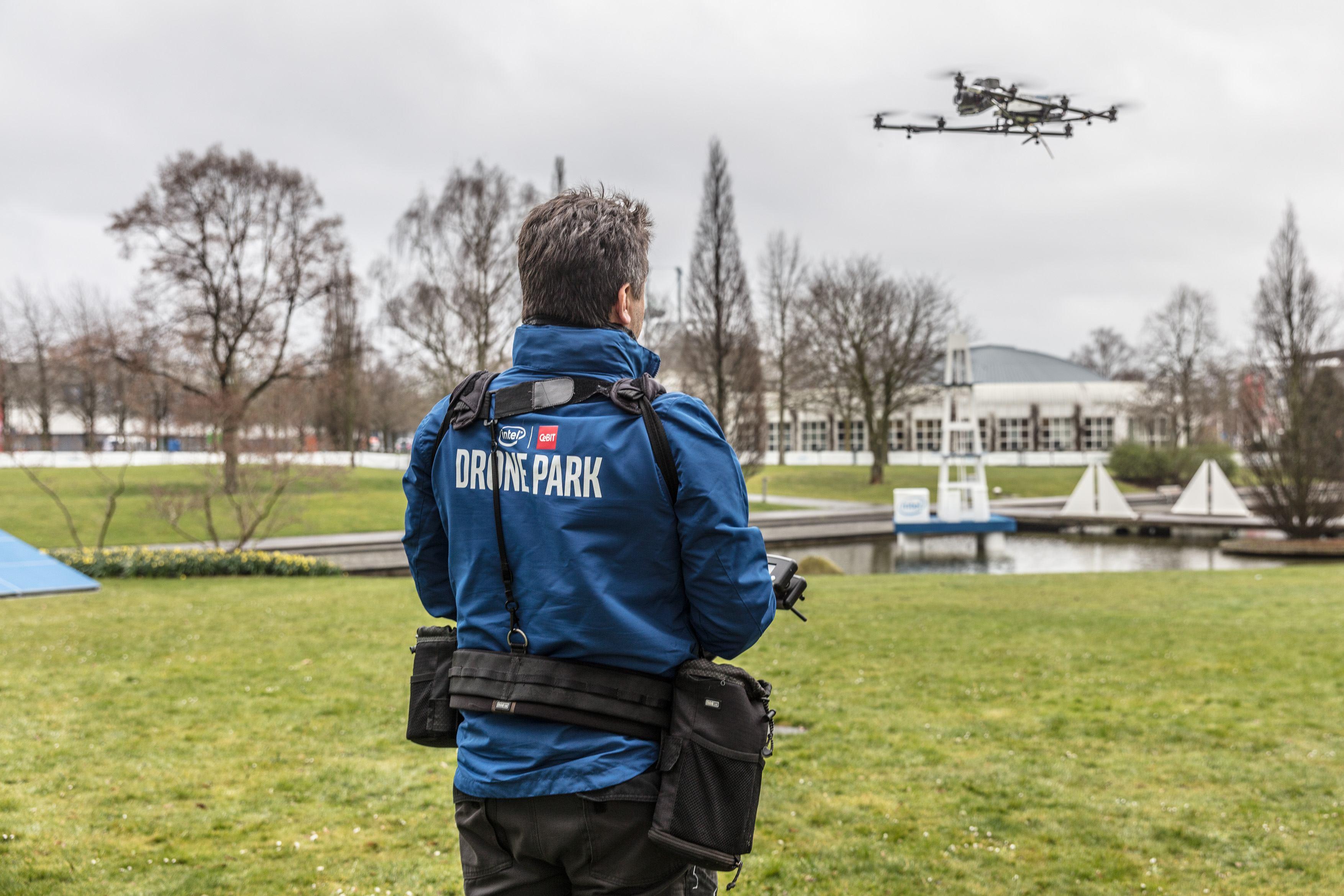 Intel CeBIT Drone Park_1