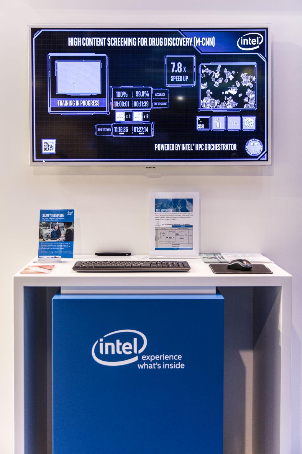 Intel ISC 17 – 1