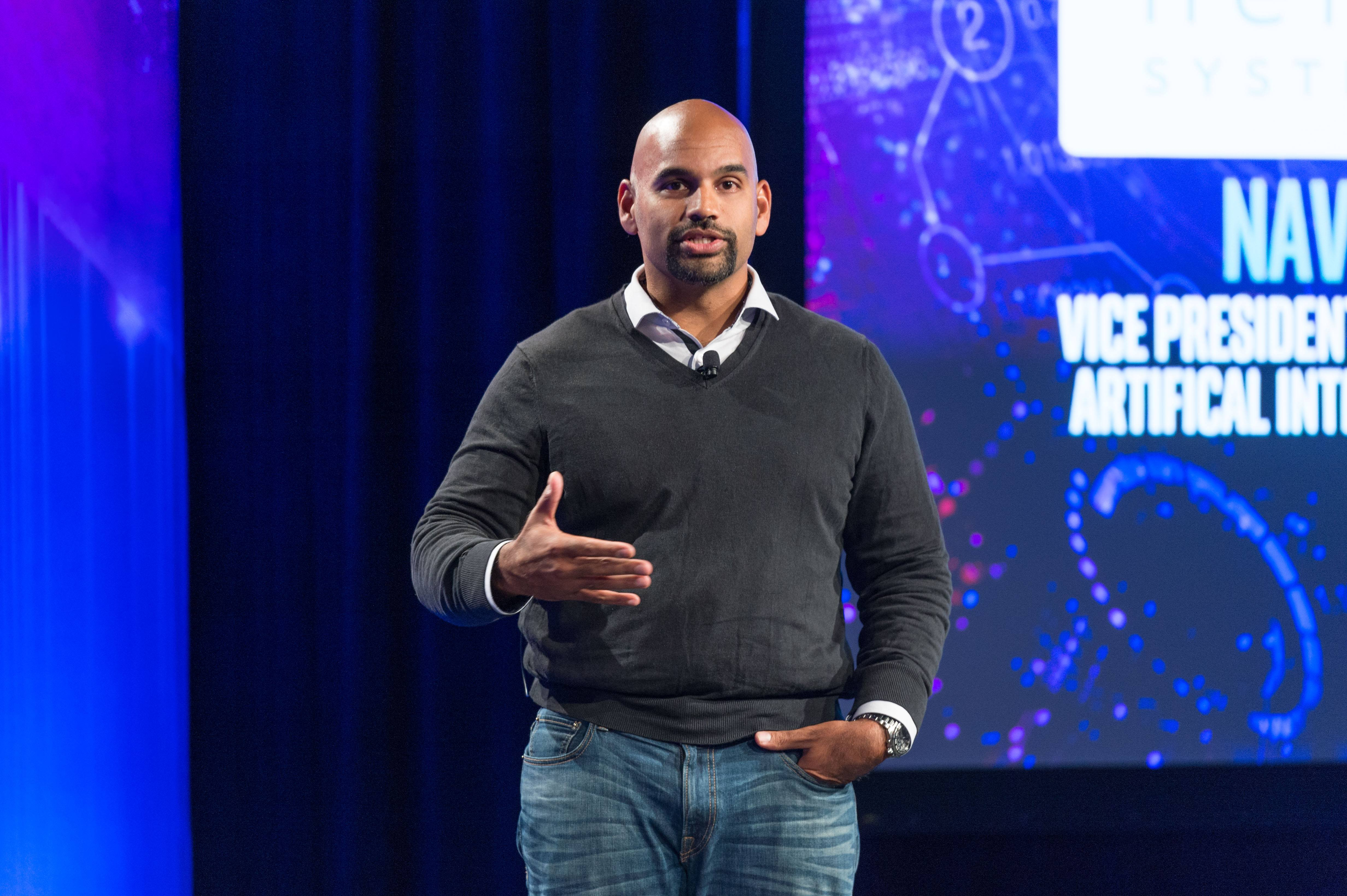 Intel vice president Naveen Rao discusses the future of the Nervana platform