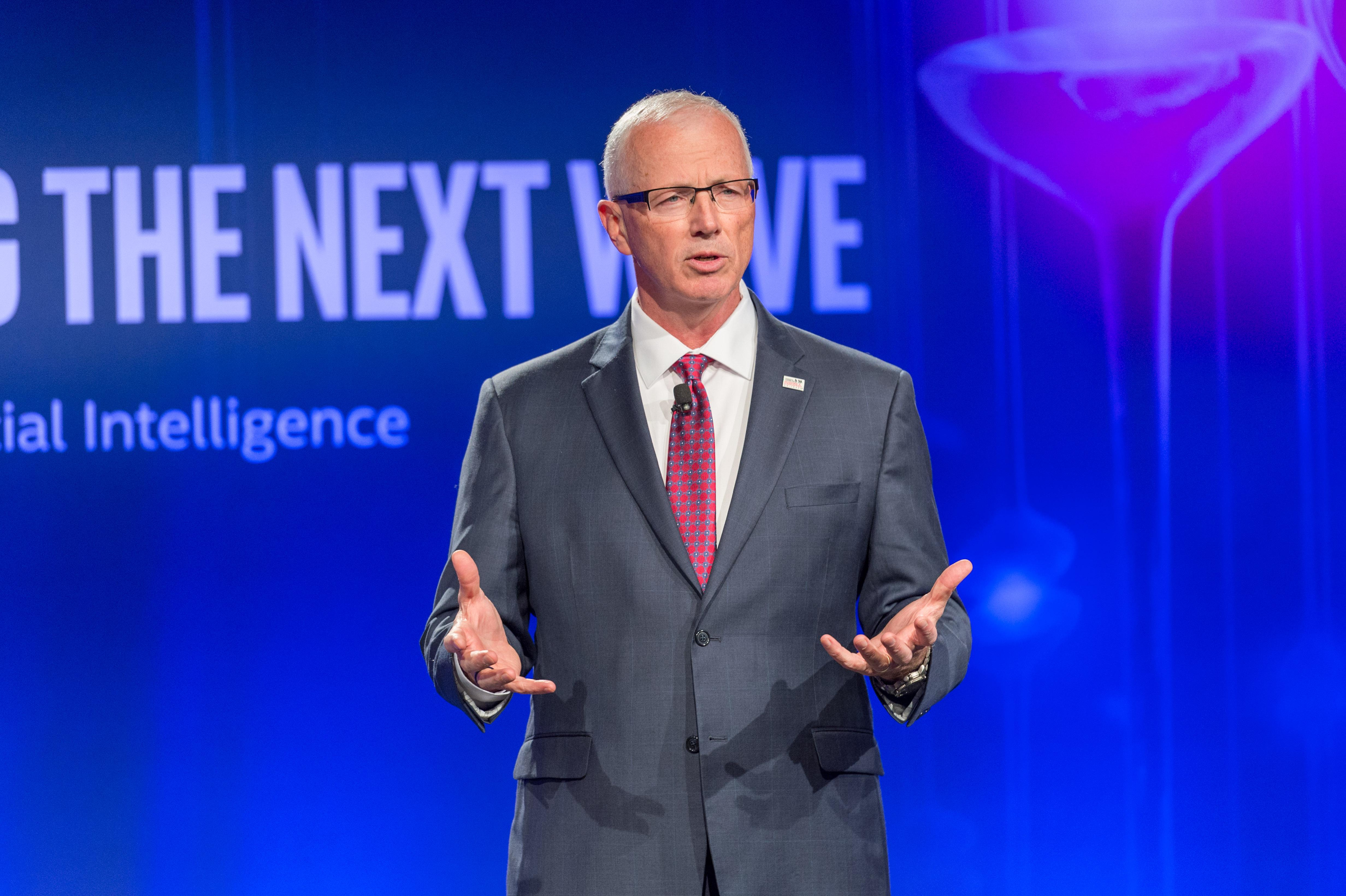 John F. Clark, president and CEO of the National Center for Missing and Exploited Children