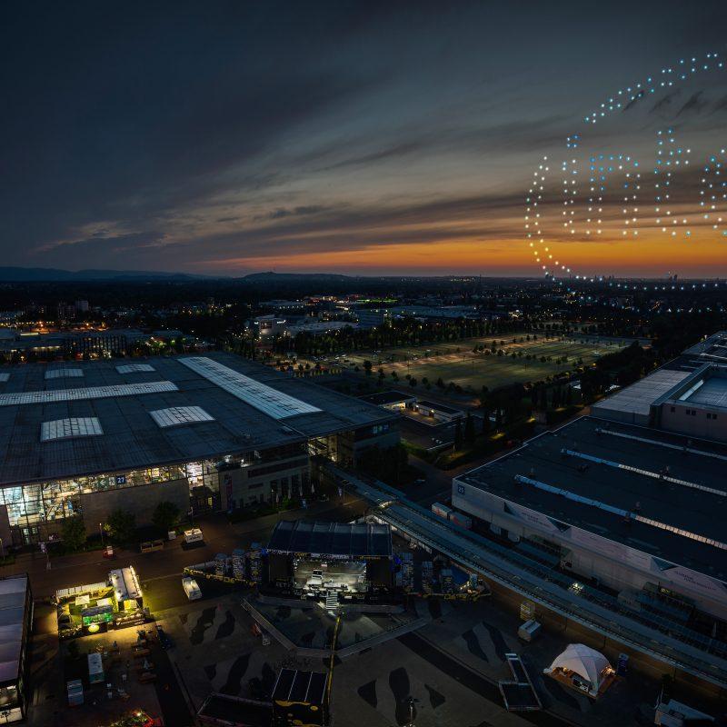 Drone Show @CEBIT 2018