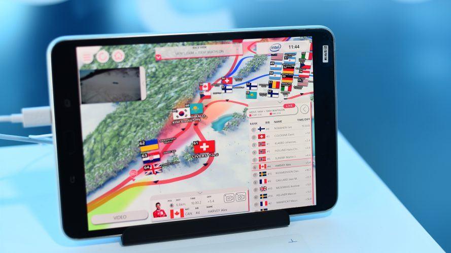 1202 Intel Bokwang Snow Park