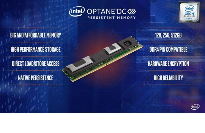 Intel's beta program for Intel Optane DC persistent memory allow