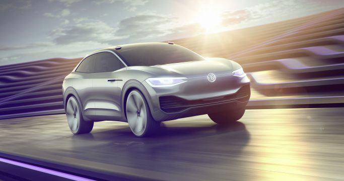 Volkswagen Showcar ID. CROZZ