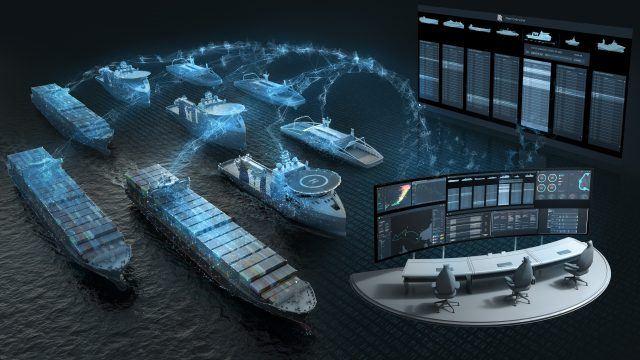 Autonome Schiffe mit KI_Rolls Royce & Intel