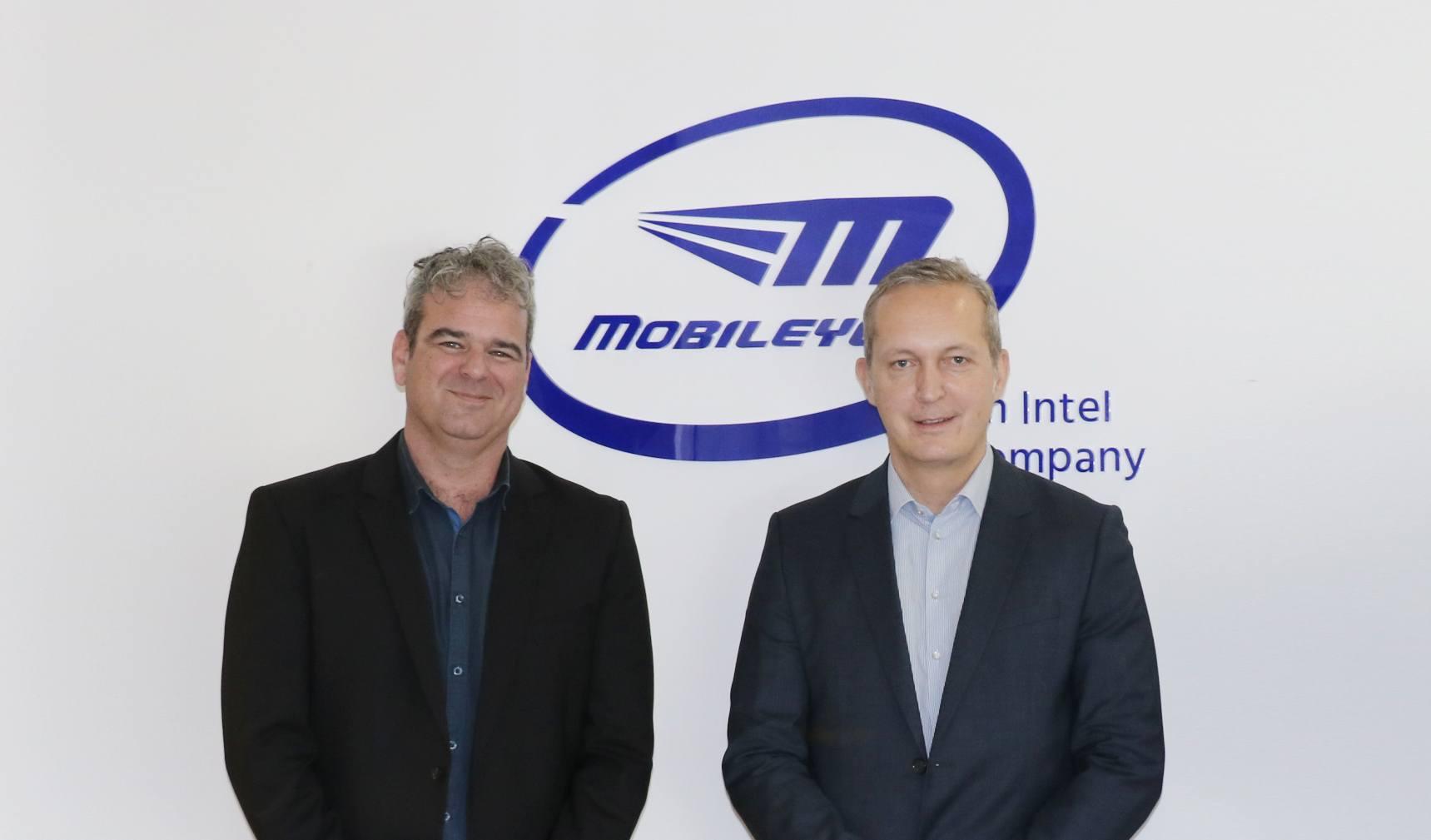 Alexander Wagner (Knorr-Bremse Systeme) & Lior Sethon (Mobileye)