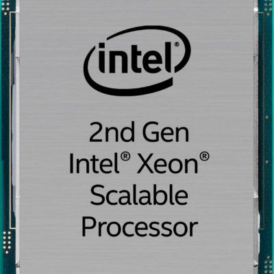 2nd-Gen Intel® Xeon® Scalable Processor (Credit: Intel Corporation)