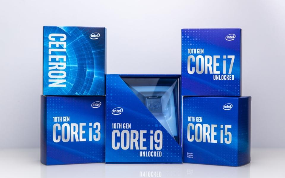 Intel-CML-S-Family