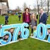 Sonia O'Sullivan and Intel's Leonard Hobbs are pictured at special ceremony at Intel where community organisations received Matching Grants from Intel that totaled €576,076