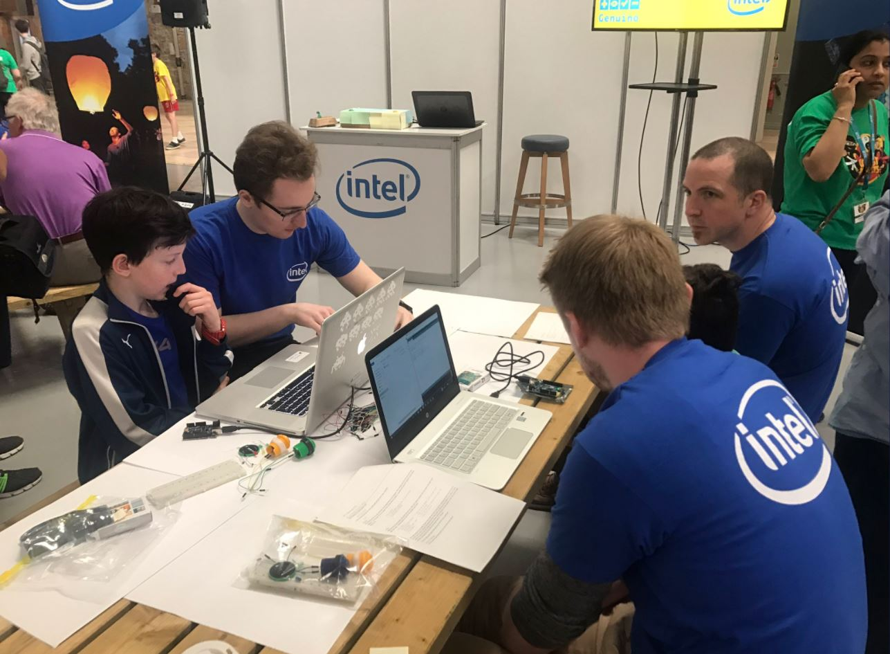 Intel Genuino workshop 2