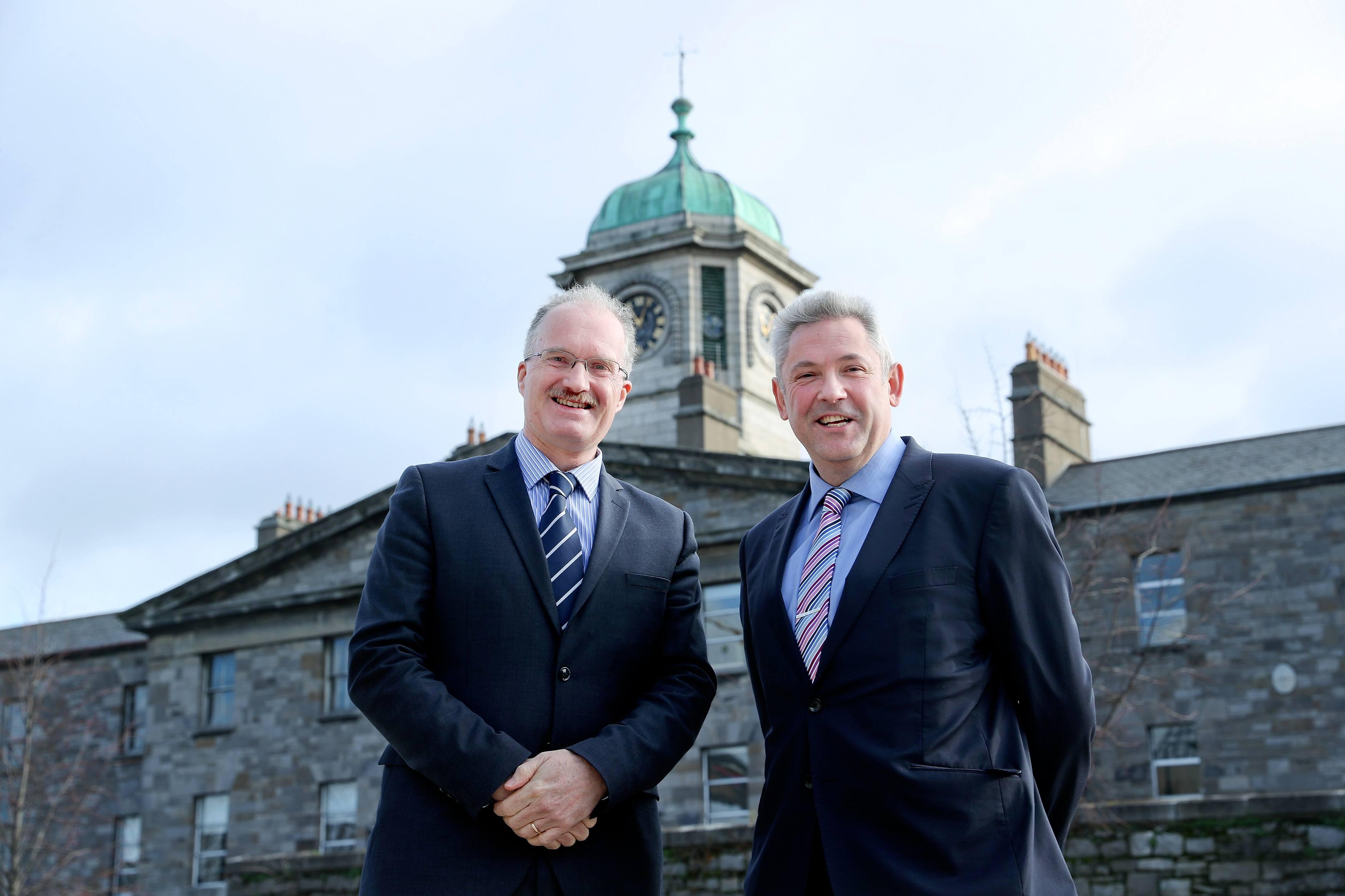 Bernie Capraro named Adjunct Professor at TU Dublin Image 1