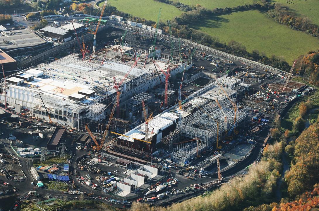 Intel Ireland construction (3)