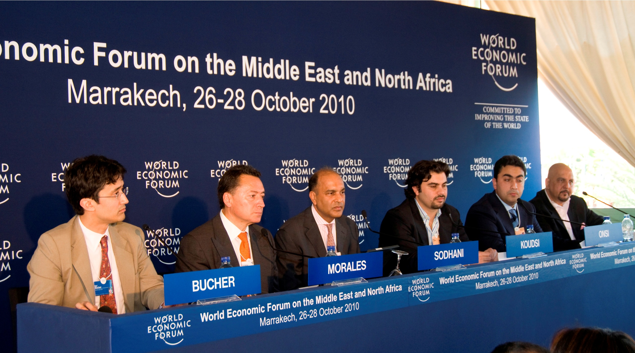 Intel Capital conference at WEF 27 Oct 2010.jpg