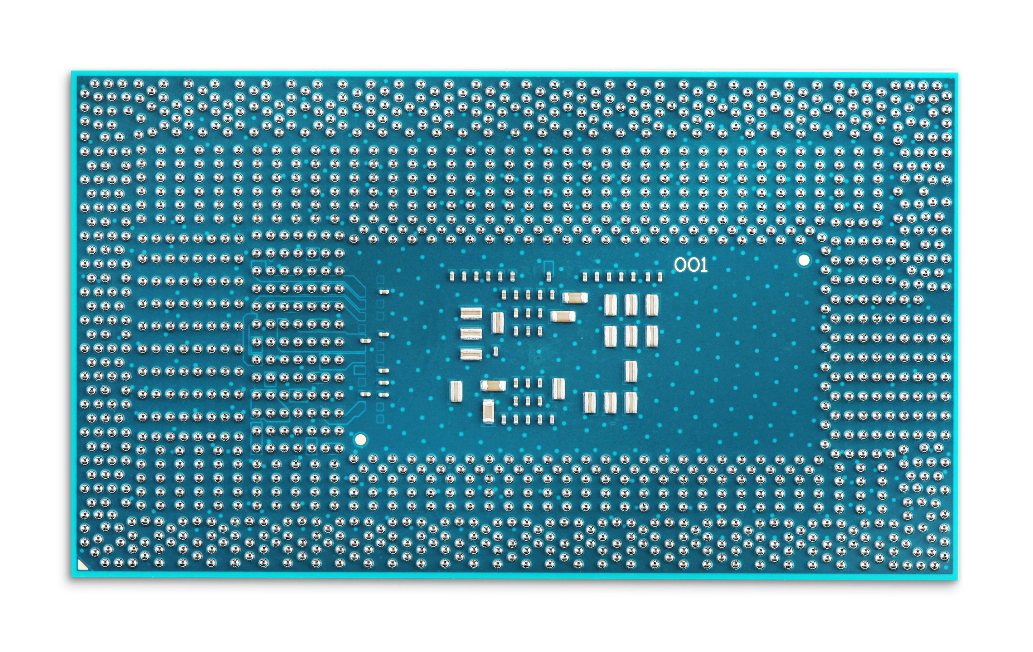 7th Gen Intel Core U-series back