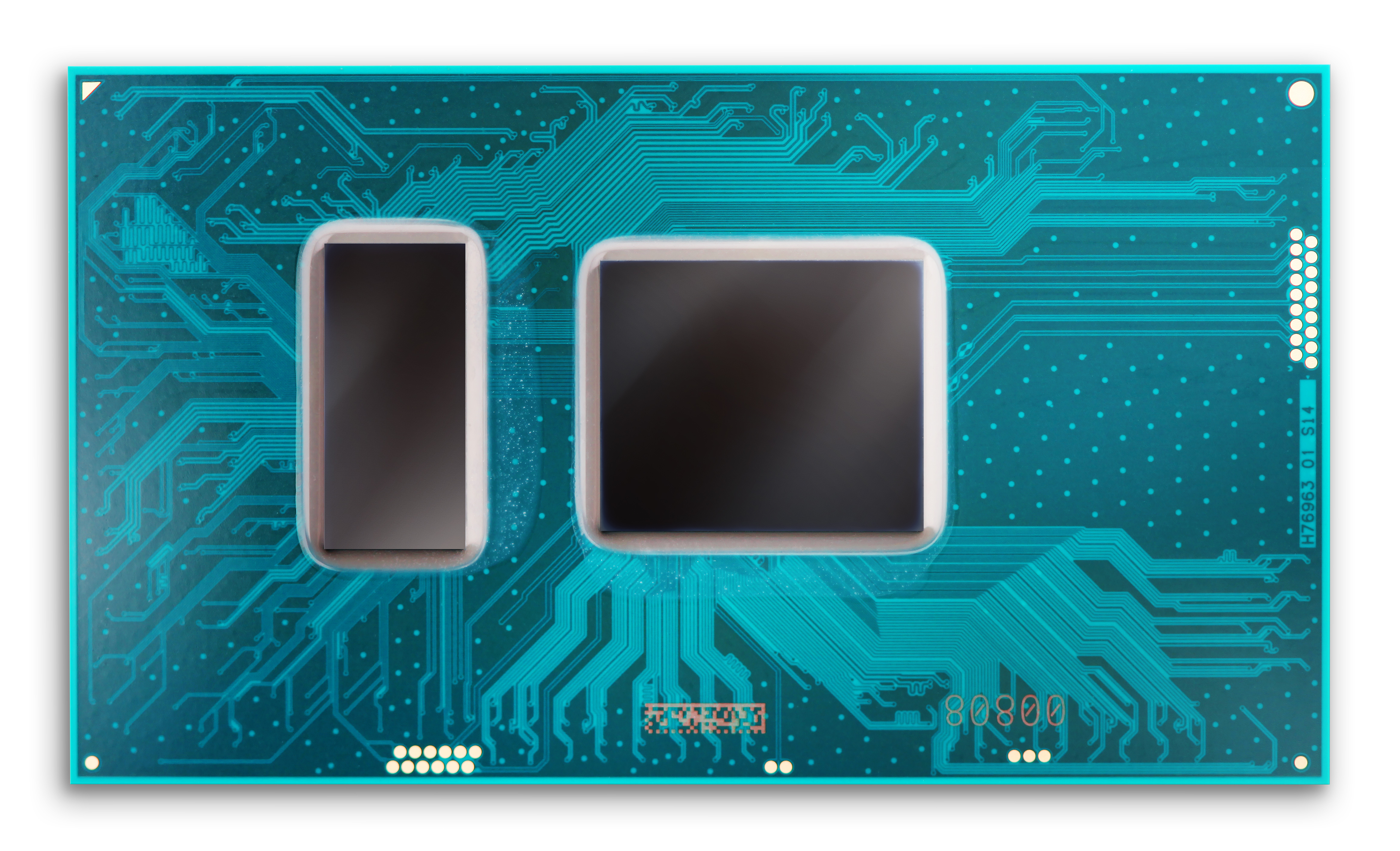 7th Gen Intel Core U-series no logo