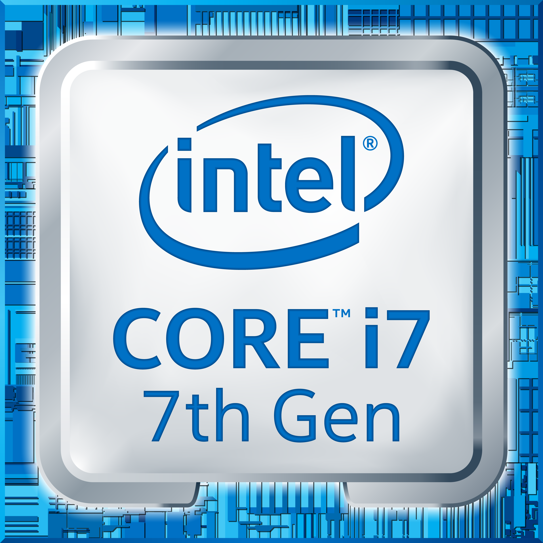 Core i7 badge