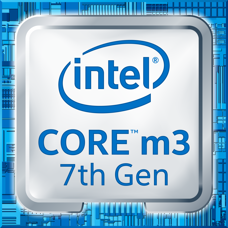 Core m3 badge