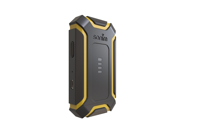 The XPi by Sonim Technologies Inc., a provider of ultra-rugged c