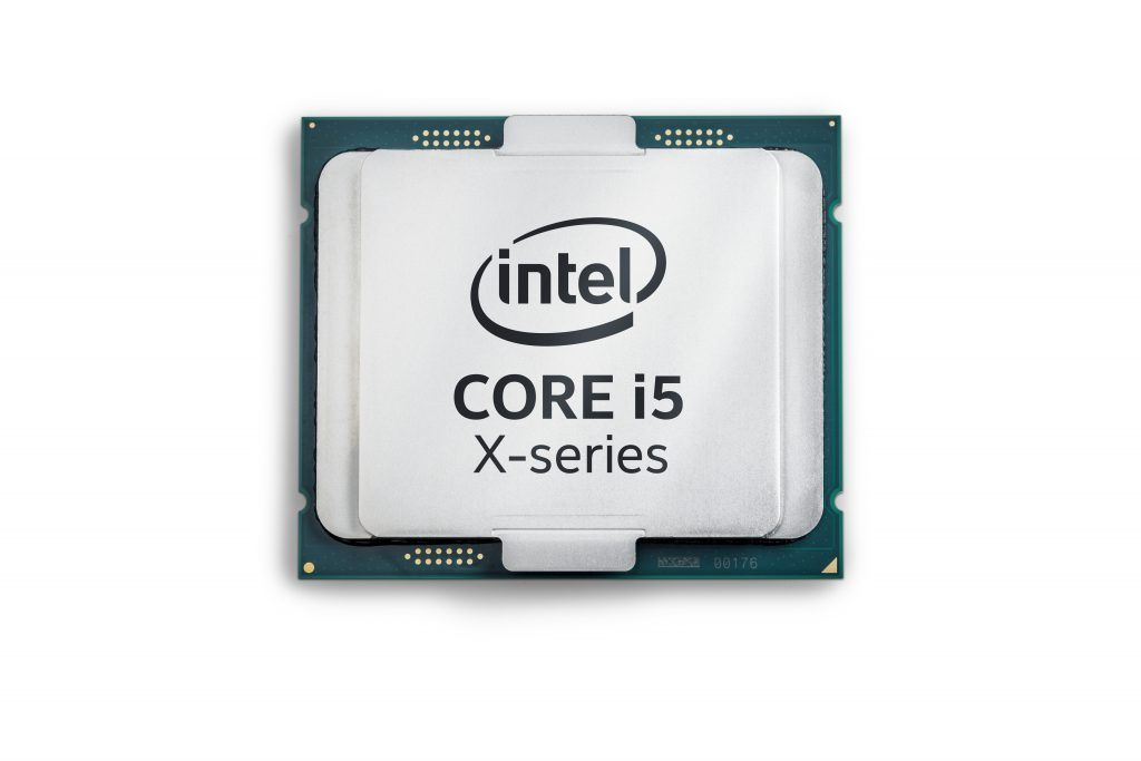 Intel Core i5 X-series Kaby Lake