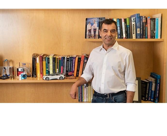 Professor Amnon Shashua, senior vice president at Intel Corporat