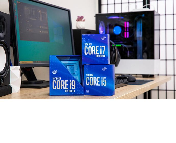 10th gen Intel Core processors are at the center of many deals d