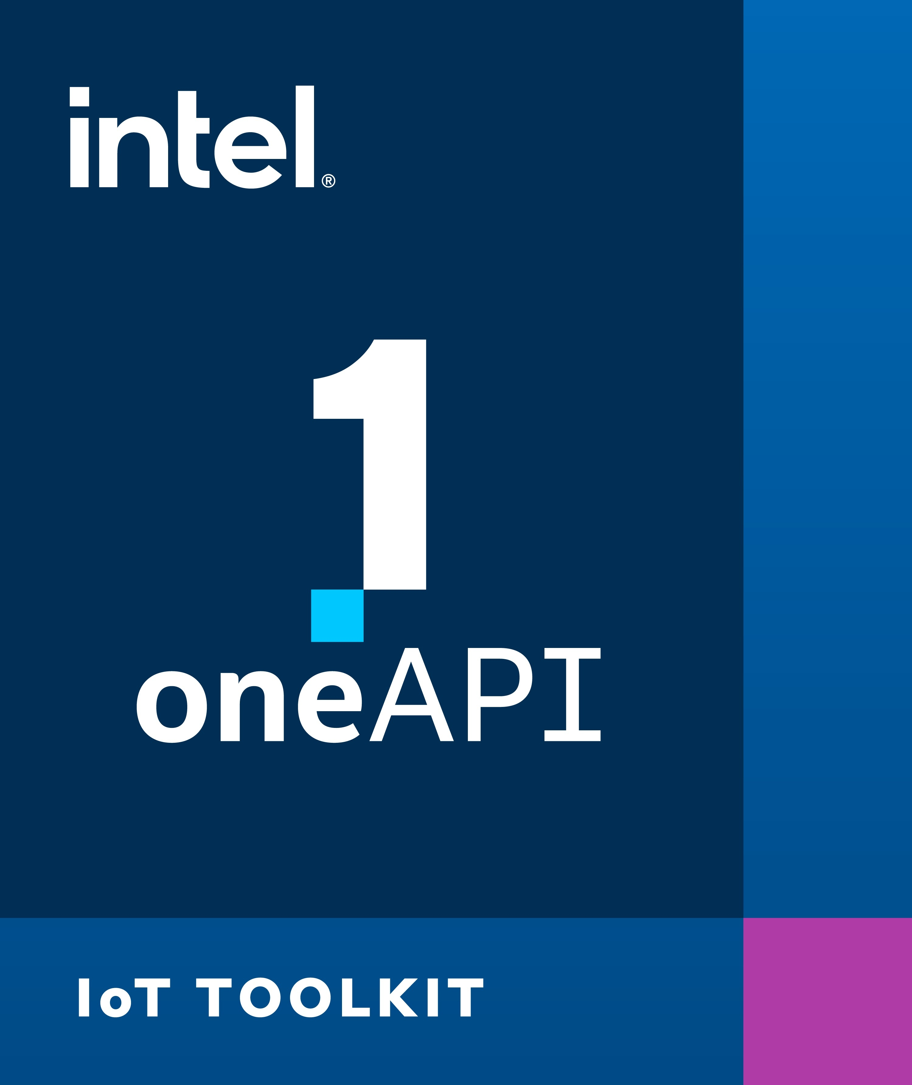 Intel-toolkit-oneAPI-IoT