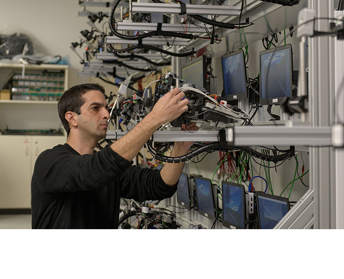 Behind the scenes of Mobileye's Jerusalem headquarters where emp
