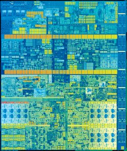 7th Gen Intel Core die - standard