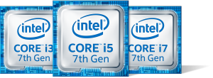 7th Gen Intel Core family