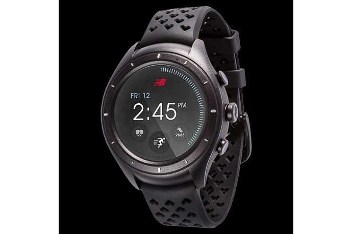 On January 4, Intel and New Balance will announced the availability of New Balance RunIQ with Intel Inside®. Made by runners, for runners, the smartwatch is engineered by Intel to power a full range of features that help athletes take performance to the next level with the ability to run, track, and listen untethered.