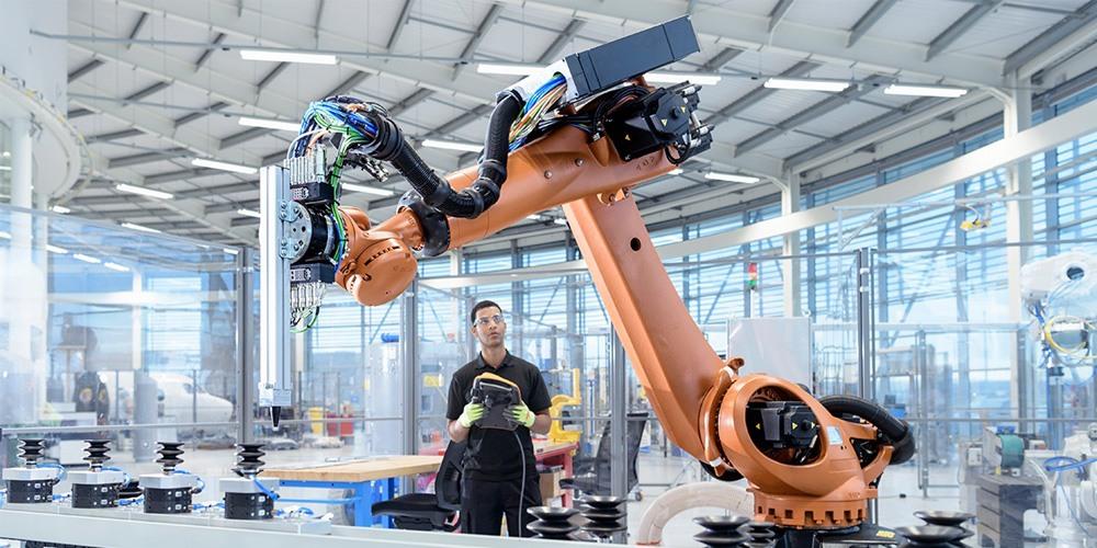 Intel alimenta la Industria 4.0 para la fabricación inteligente y ...
