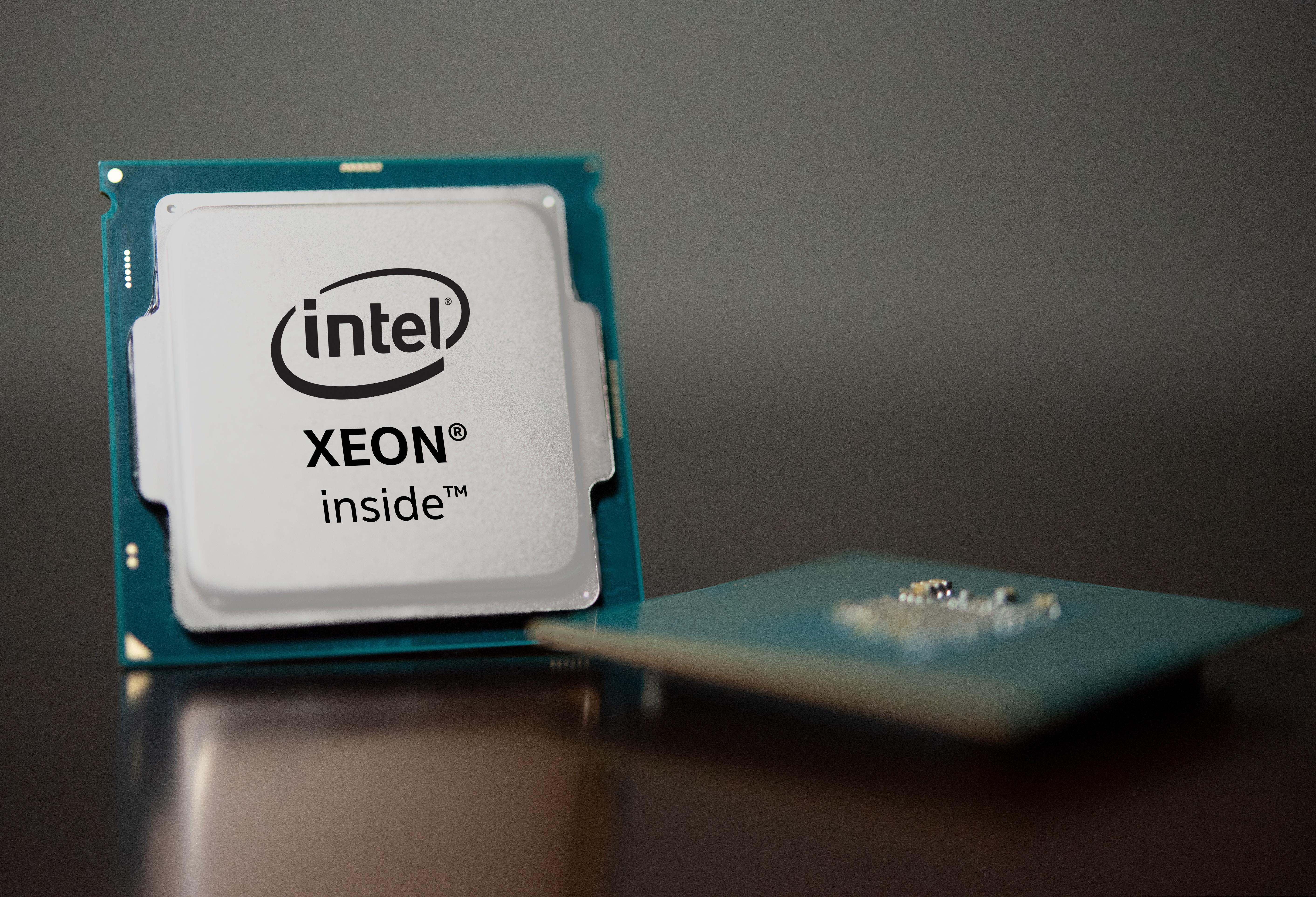 Intel-Xeon-E-processors