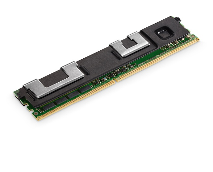 Intel Optane DC persistent memory represents a new class of memo