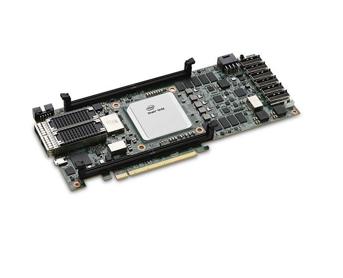Intel announces shipments of new Intel Stratix 10 DX field progr